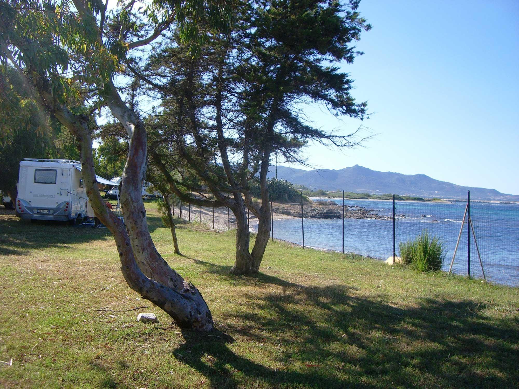 Campingplatz sardinien san teodoro camping am meer san for Sardinien campingplatze